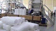 Работа  на производстве  одноразовой посуды,  с биометрическим паспортом